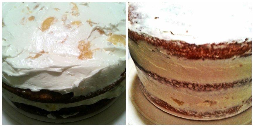 HB Cake collage